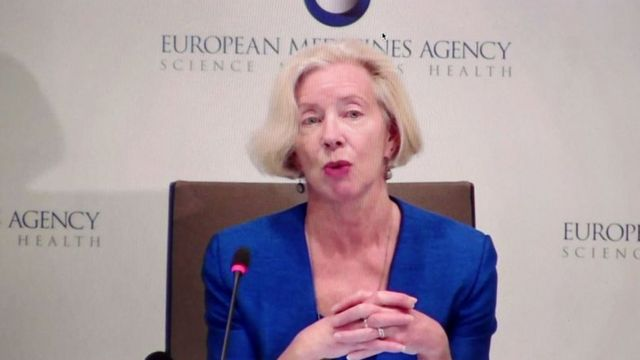 Emer Cooke, directora de la EMA.