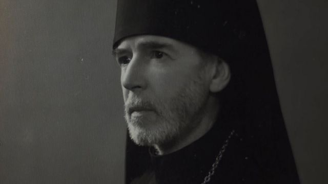 Charles Sydney Gibbes, el padre Nicolás. (Foto: cortesía de Charles Gibbes Paveliev)