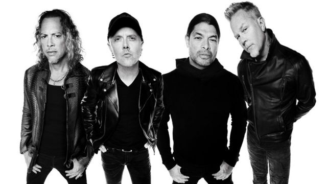 Metallica interview: 'We've earned our grey hair'