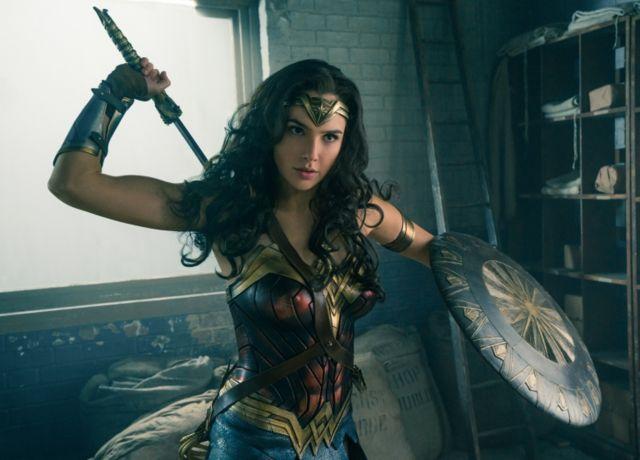 Afiche de Wonder Woman (Foto: Warner Bros)