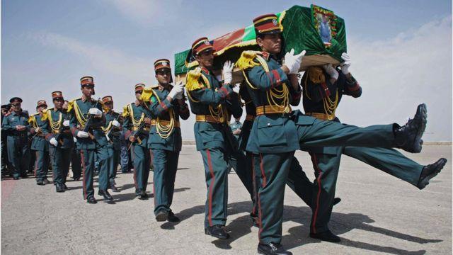 Афганські сили безпеки зазнали значних втрат