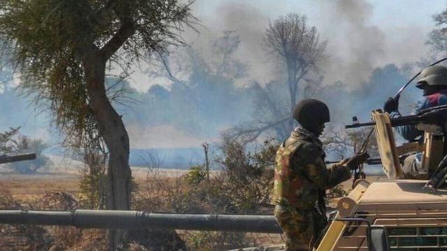 قوات الجيش النيجيري