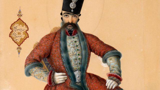 纳赛尔丁·沙(Nasir al-Din)是伊朗卡扎尔王朝中最著名的一位君主。