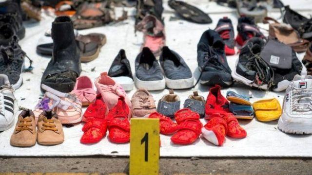 تحطمت الطائرة الإندونيسية Lion Lion's Max 737 وقتل 189 شخصًا