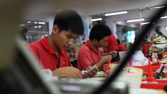 China's economy grows steadily at annual rate of 6.7%