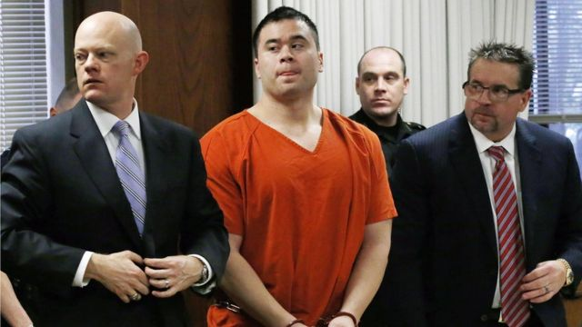Daniel Holtzclaw case: Oklahoma policeman jailed for life
