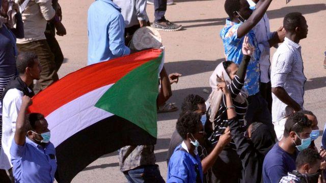 مظاهرات السودان