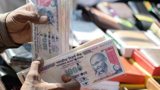 भारतीय नोट