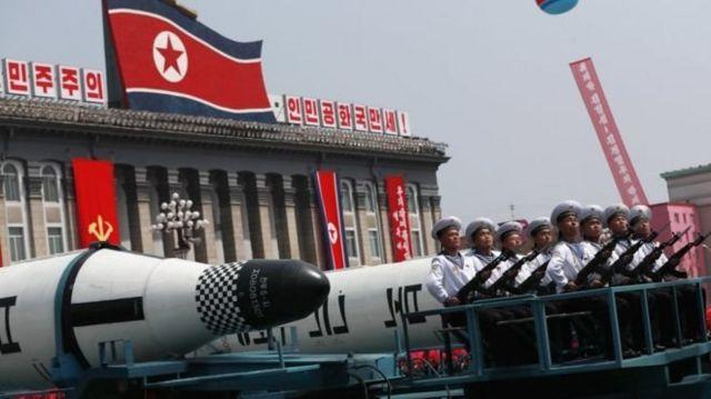 อเมริกันคนที่สามถูกรวบตัวในเกาหลีเหนือ