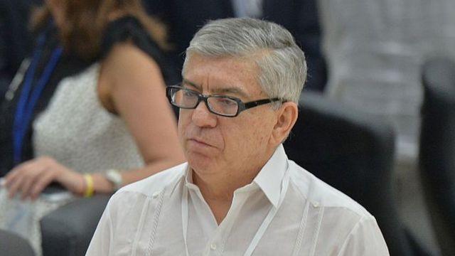 César Gaviria.