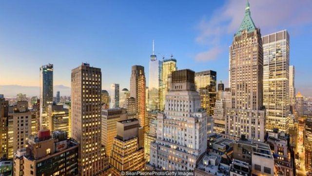 紐約是美國疫情的中心