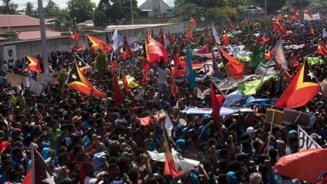 Warga Timor Leste masih menilai Suharto sebagai diktator dan penindas