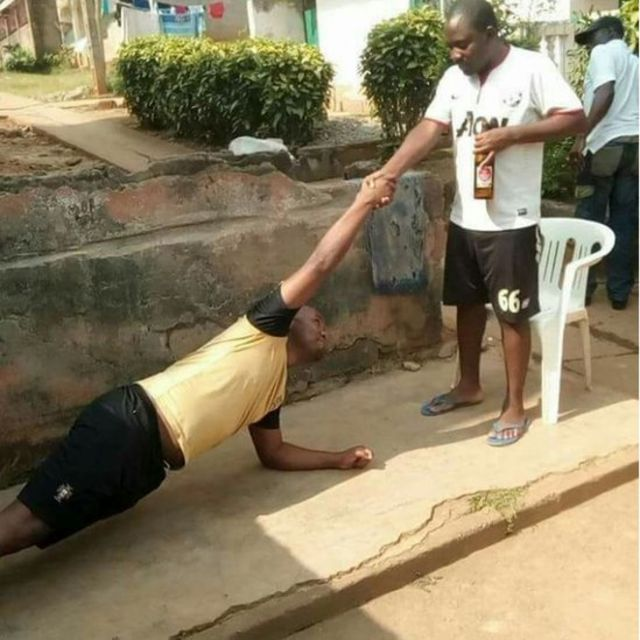 Indamutso idasanzwe muri Cameroon
