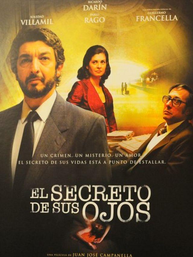 Afiche de El secreto de sus ojos