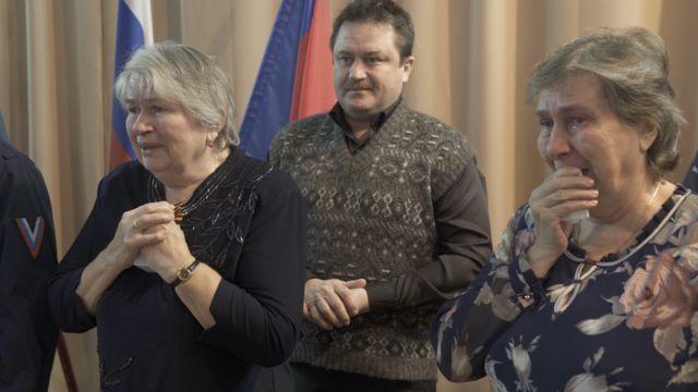 Дочери Александра Смирнова