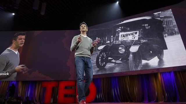 TED 2016: Uber and AirBnB insist it is good to share