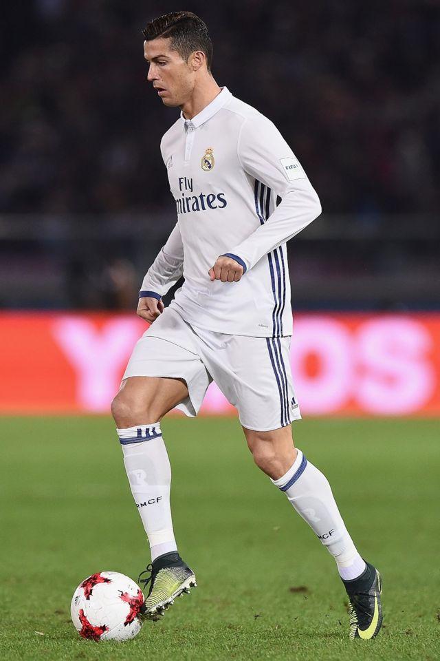 Cristiano Ronaldo ditawar klub Cina Rp4,2 triliun - BBC