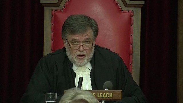Justice Leach
