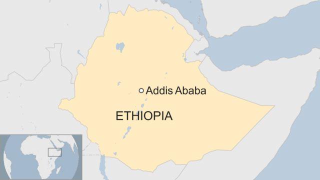 Maporomoko ya taka yaua watu 15 Ethiopia