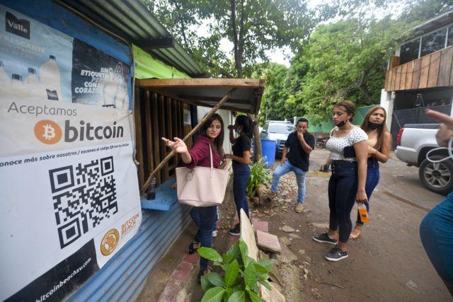 السالوادور به عنوان اولین کشور جهان مبادلات مالی برای خرید کالاها و خدمات با رمز ارز بیتکوین را به رسمیت شناخته