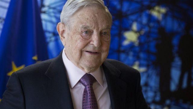 George Soros, em imagem de 2014