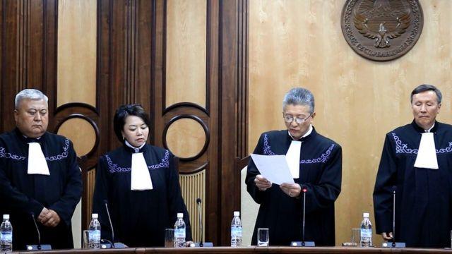 Конституциялык палата жыйыны. 24-октябрь, 2019