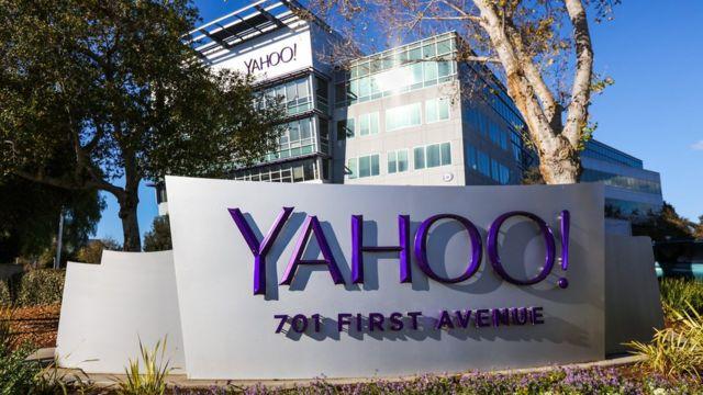 Штаб-квартира компании Yahoo