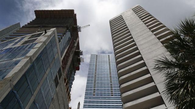 Edificios de Brickell, Miami
