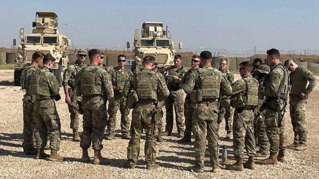 • سربازان گارد ملی لوئیزیانا به شمال شرقی سوریه اعزام شدهاند