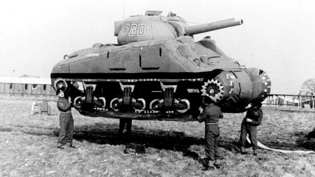 كيف باغت جيش الأشباح الألمان في الحرب العالمية الثانية؟