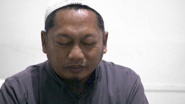 Ahmad Hassan terpidana seumur hidup pengeboman di luar Kedutaan Besar Australia.