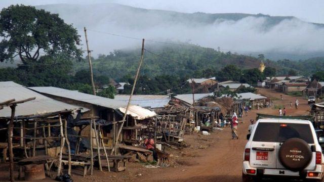 Les preuves des pots-de-vin sont apparues lorsque le dirigeant guinéen Alpha Condé a ordonné un audit dans les mines de Simandou