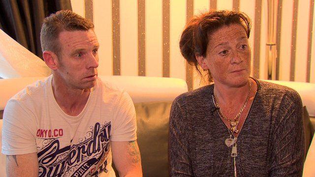 Christopher Meli's parents