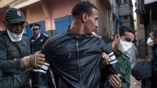 Le Maroc est déjà soumis à un strict état d'urgence en matière de santé publique