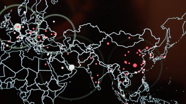 An ninh mạng hiện là vấn đề toàn cầu - hình minh họa