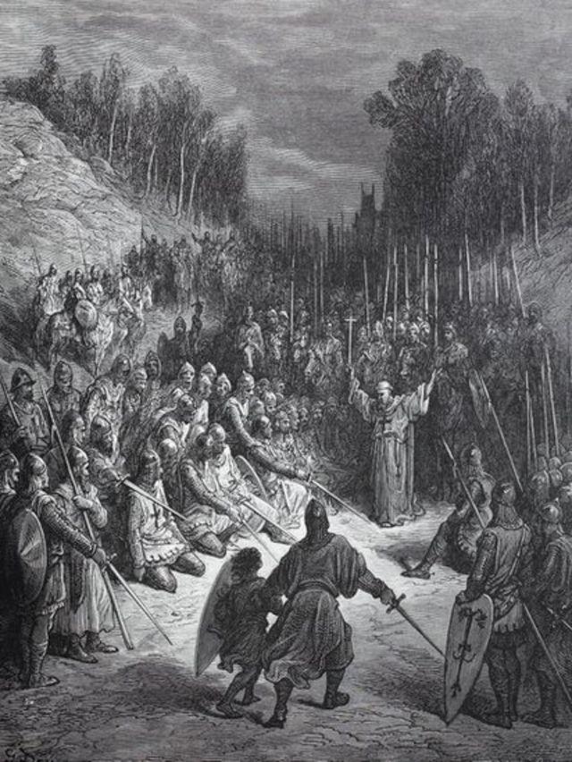 پہلی صلیبی جنگ کے شرکاء