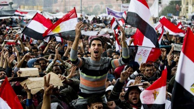 """يرى البعض أن """"الربيع العربي"""" لم يحقق ما كانت تصبو إليه الشعوب من حرية وعدالة وإنهاء للفساد والاستبداد"""