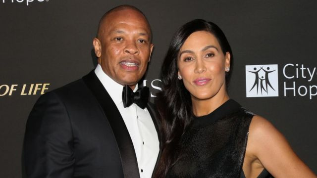 Dr. Dre's estranged wife wants $2 million per month in spousal support