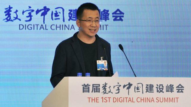 बाइटडान्सका संस्थापक चीनका दशौँ सबैभन्दा धनी व्यक्ति हुन्
