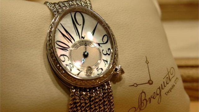 Часы фирмы Breguet пользуются наибольшей популярностью среди кандидатов на пост президента Украины