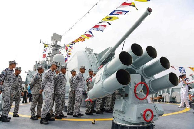 Bennet Murray: 'Việt Nam có đồng minh mạnh hơn trên Biển Đông?'