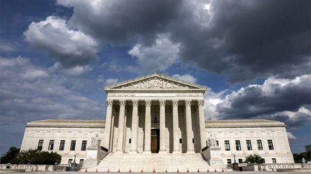 US Supreme Court (file pic)