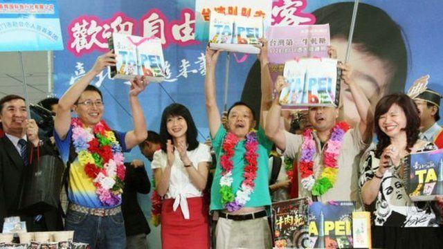台灣交通部資料指出,中國旅客仍是赴台旅客第一大來源,其次是日本及港澳人士。