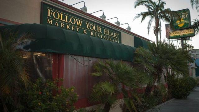 مقهى ومتجر فولو يور هارت