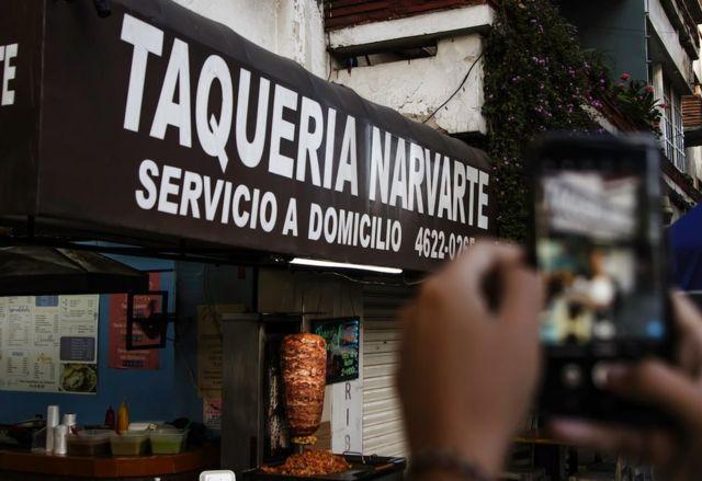Taqueria Narvarte