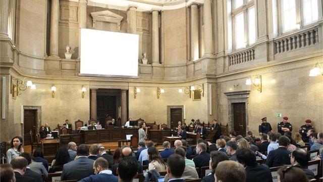 Земельний суд Відня