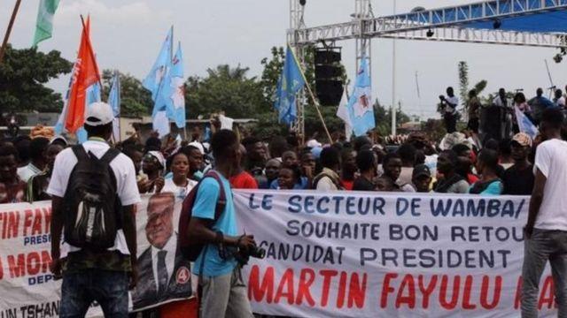 Kampeni DRC
