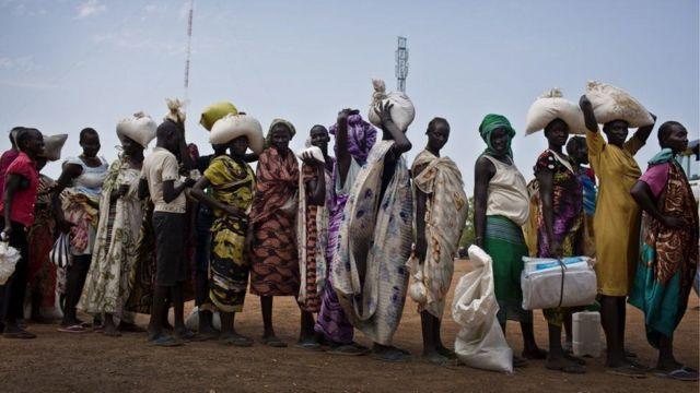 सुडानी जनता