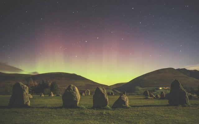 '캐슬리그 스톤 서클(Castlerigg Stone Circle)'