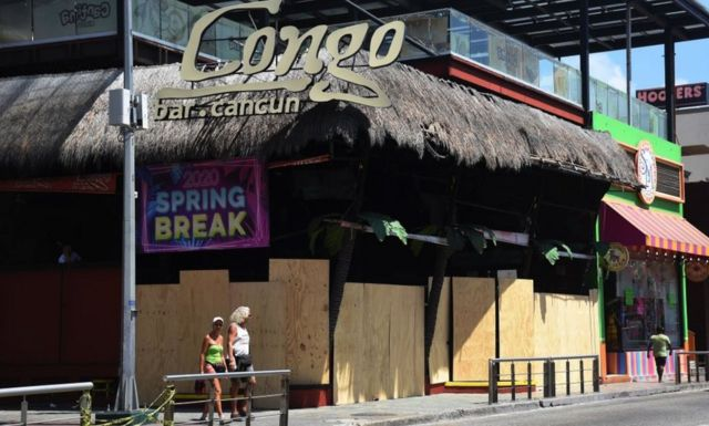 Discoteca en Cancun